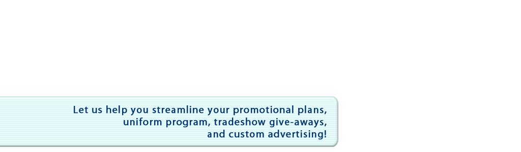 Promotional product slide